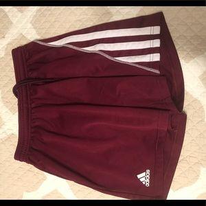 Various gym shorts.